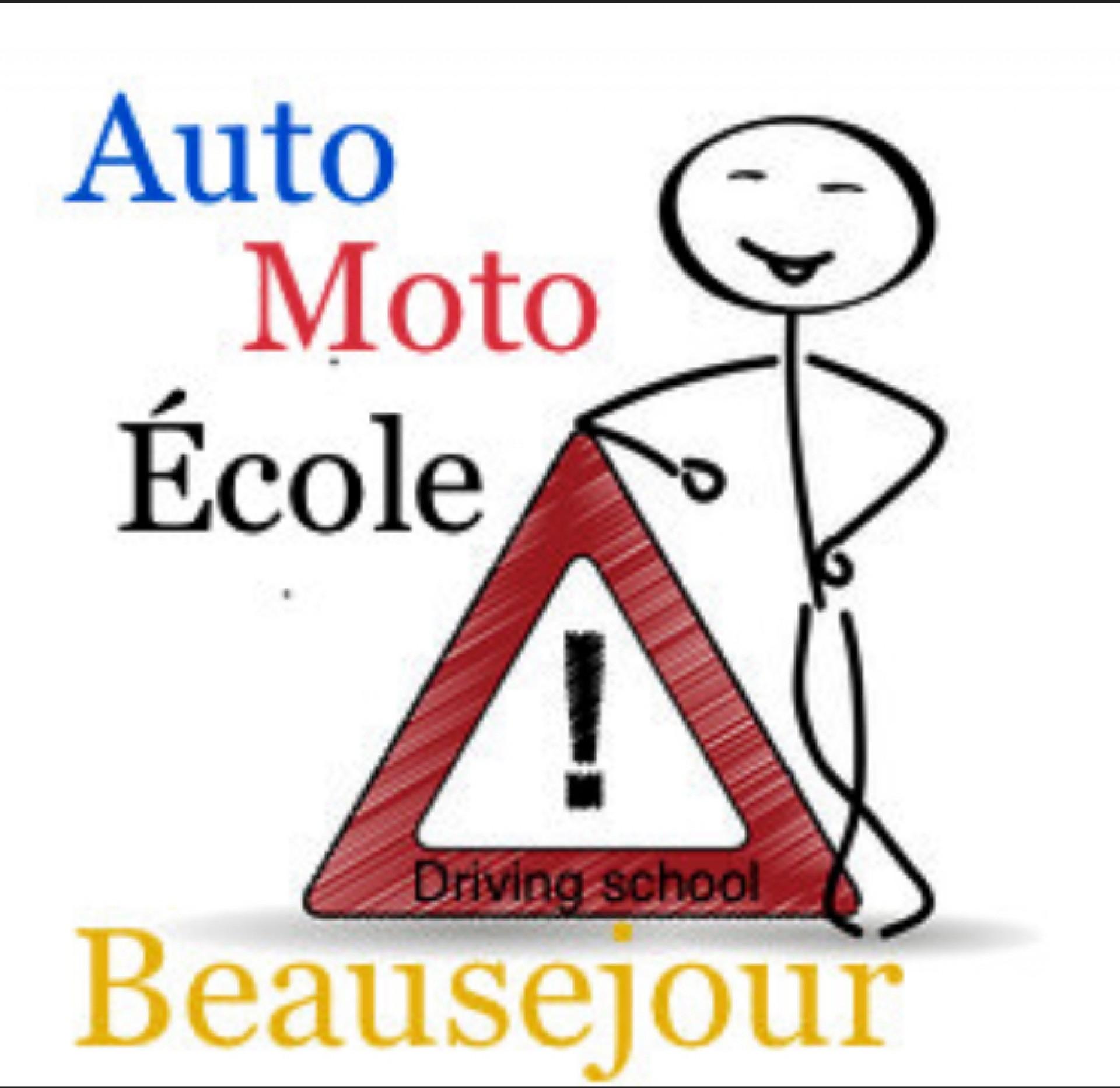 Auto-Moto Ecole Beauséjour logo