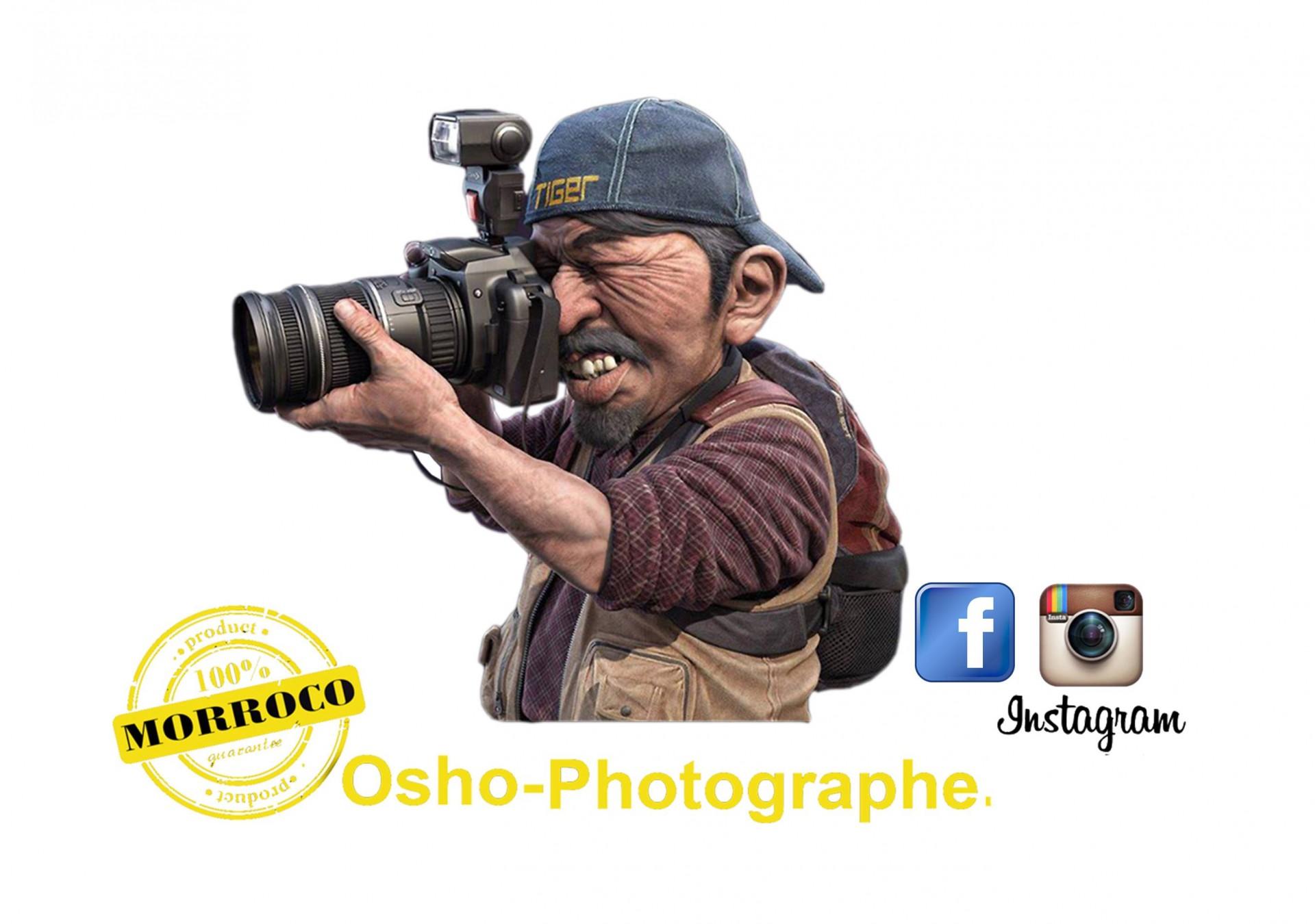 Osho Photographe logo