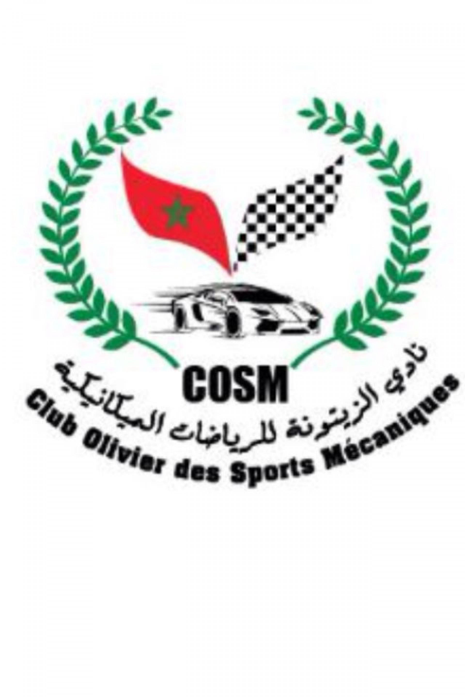 Club Olivier des Sports Mécaniques (COSM) logo