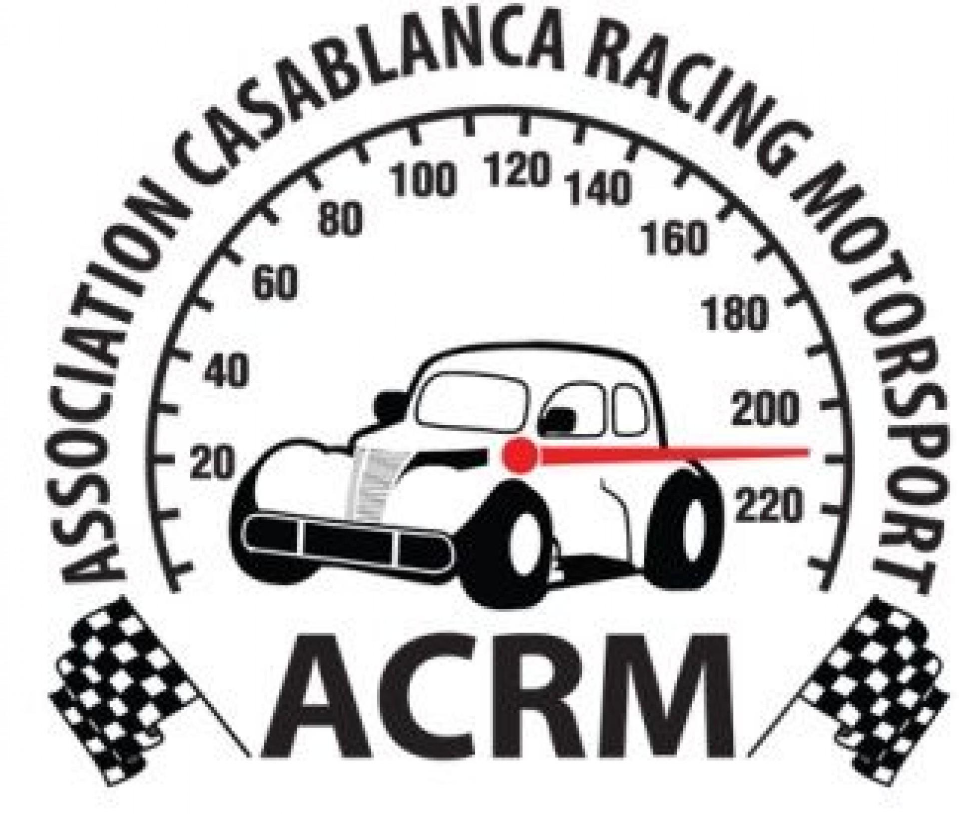 Association Casablanca Racing Motorsport (ACRM) logo