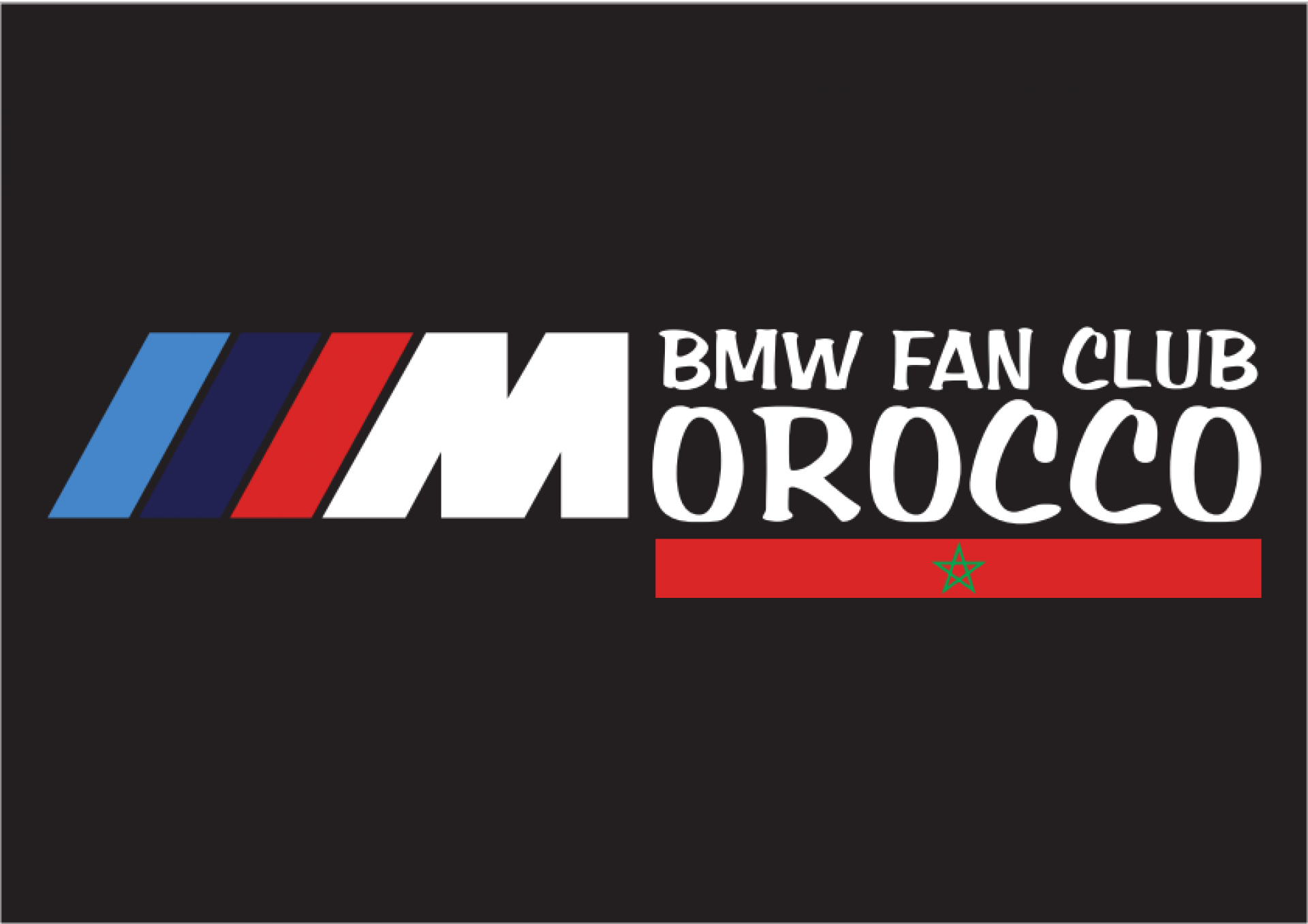 Association BMW Fan Club Morocco (BFCM) logo