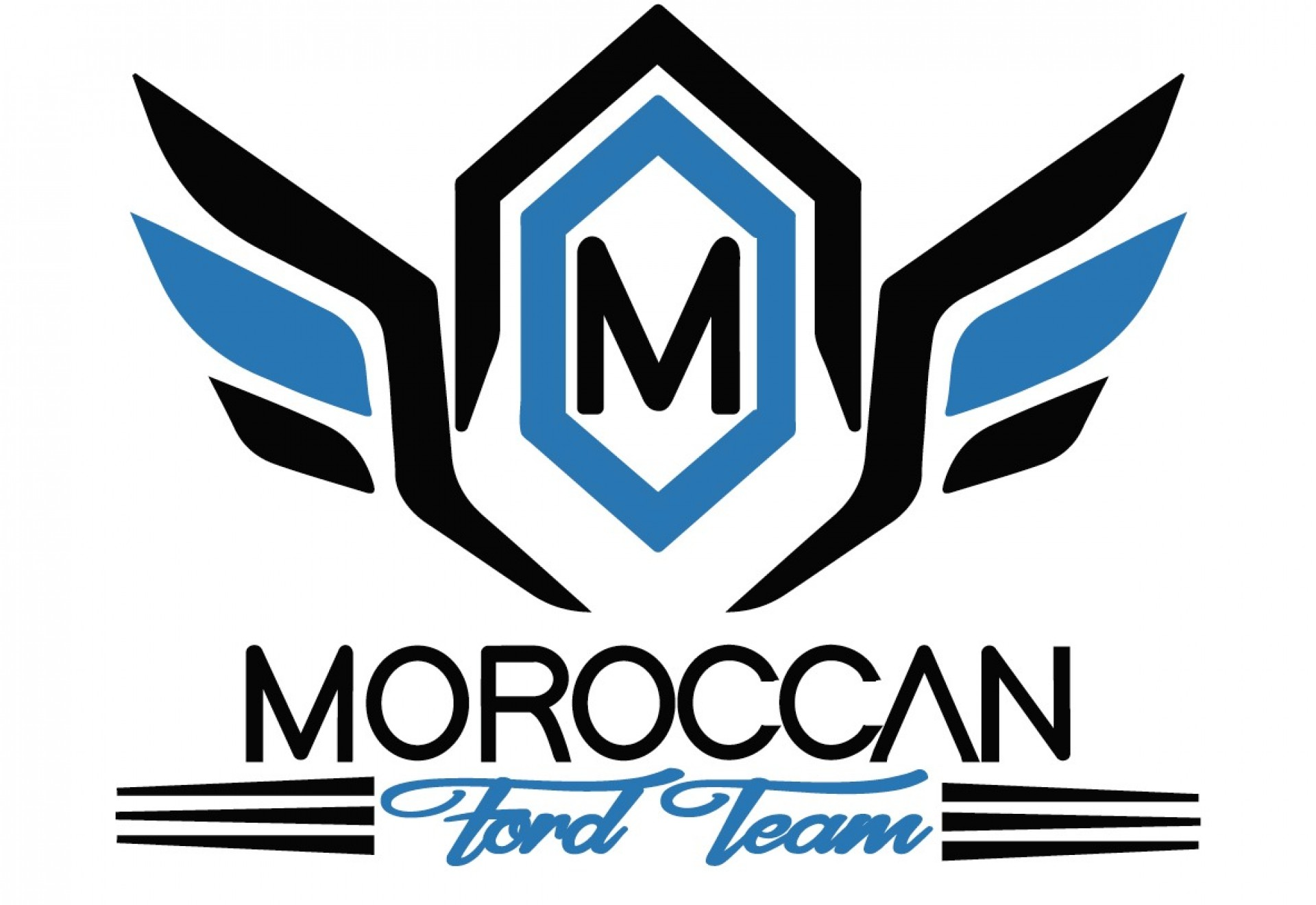 Moroccan Ford Team (MFT) logo