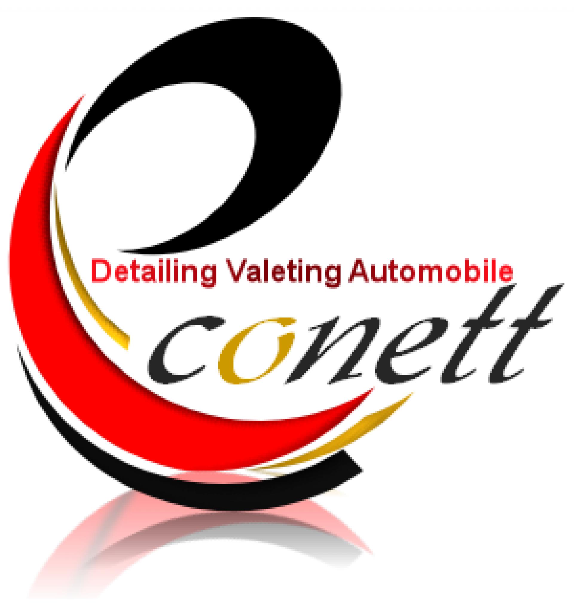Eco-Nett Detailing Automobile  logo