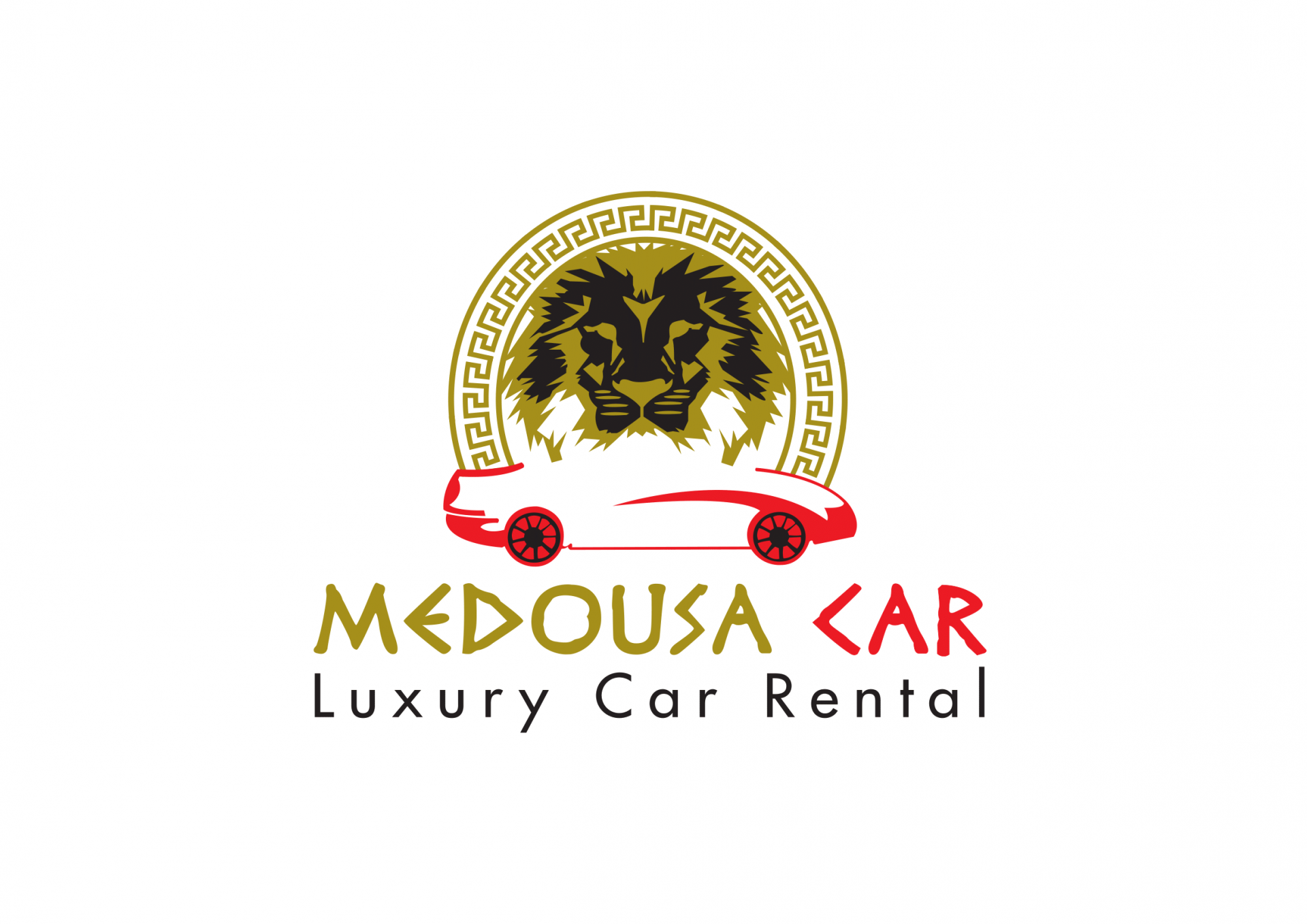 Medousa car logo