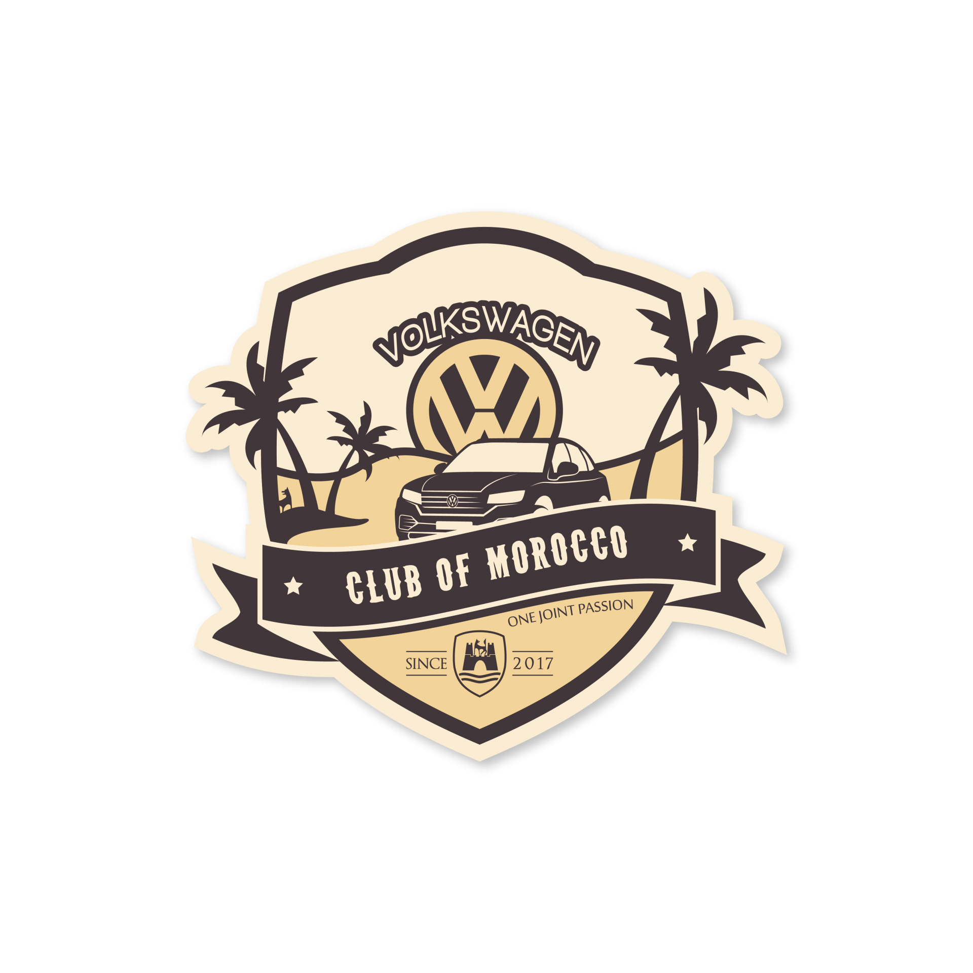 Volkswagen Club Of Morocco logo