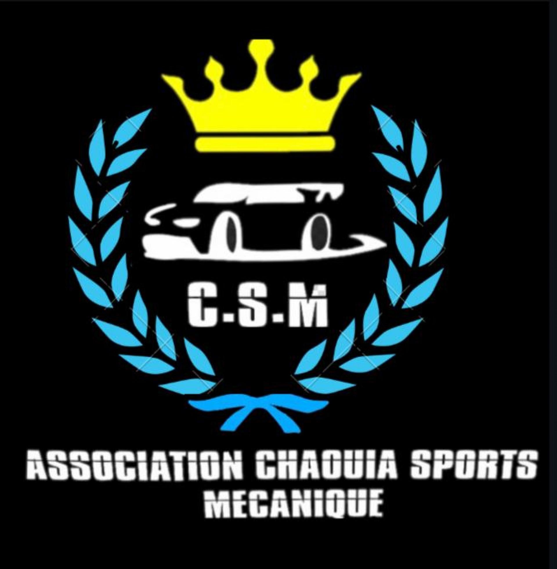 C.S.M logo