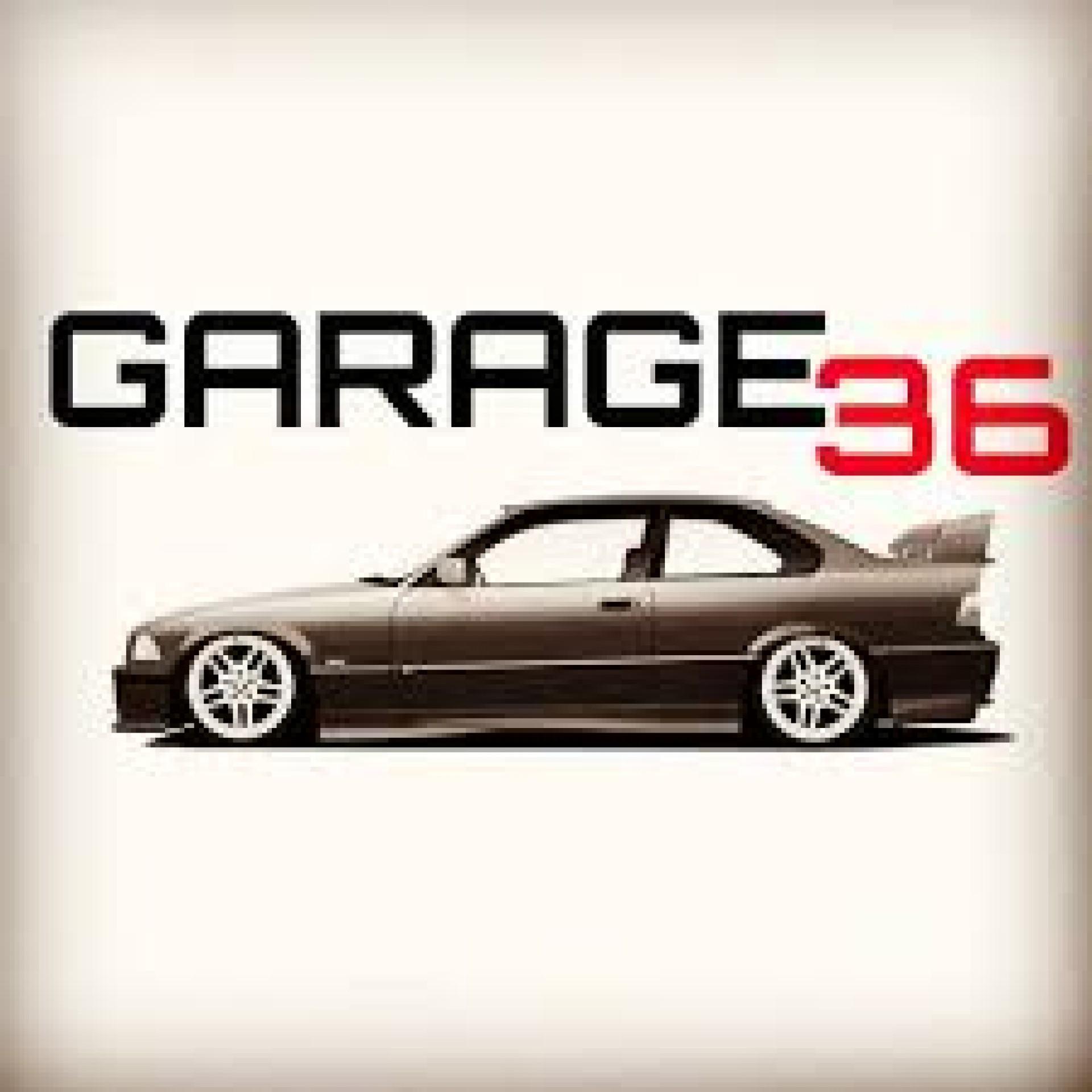 Garage 36 logo
