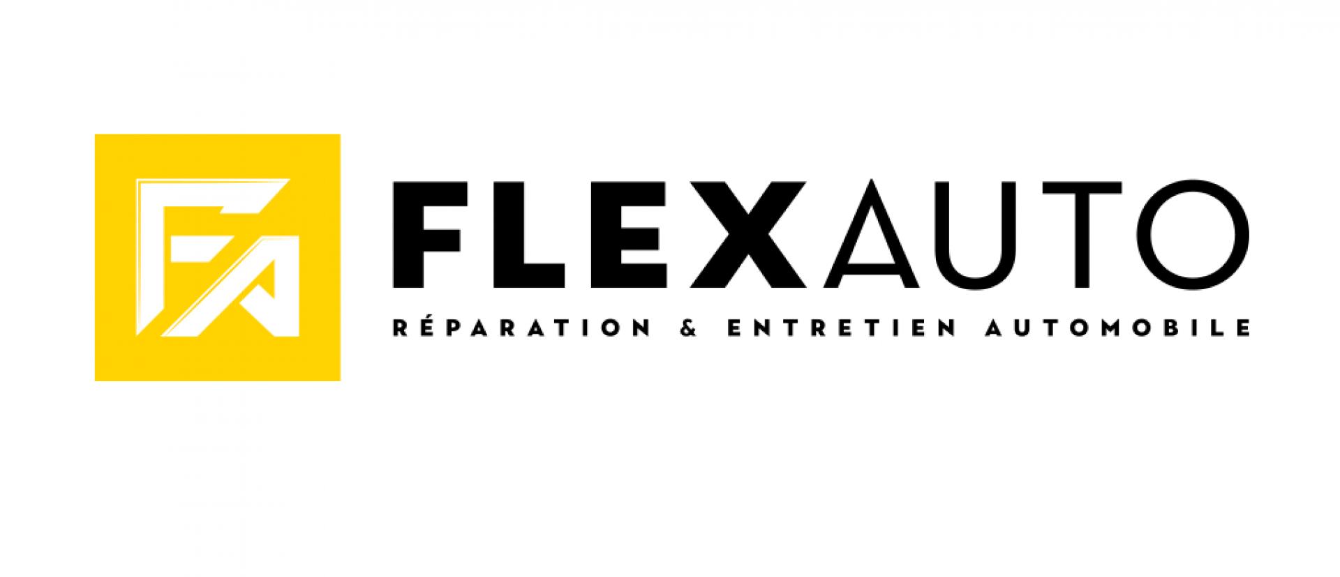 Flex Auto logo