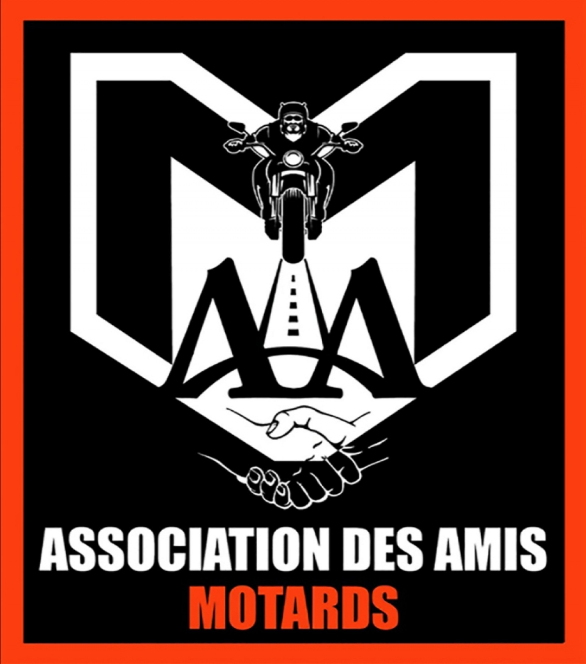 Association des amis motards Fés Méknes  logo