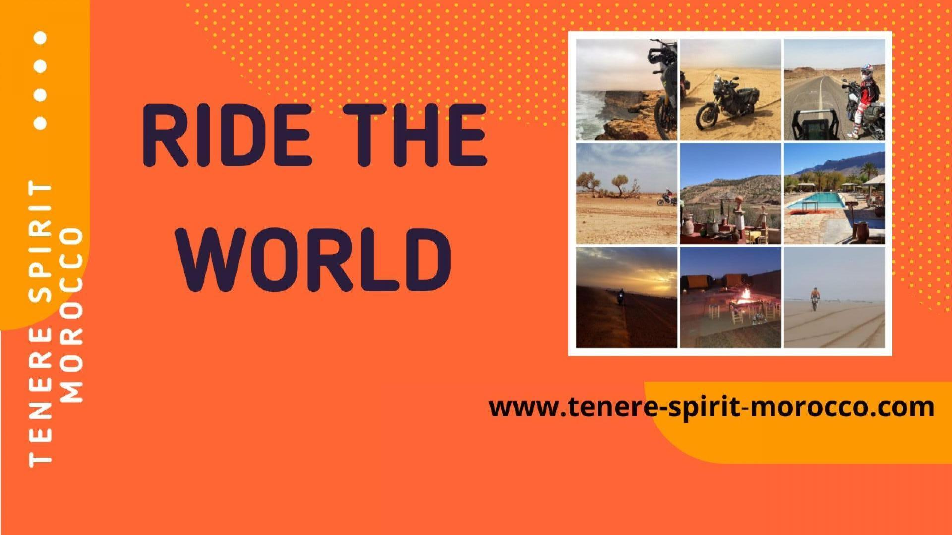 Ténéré Spirit Morocco  logo
