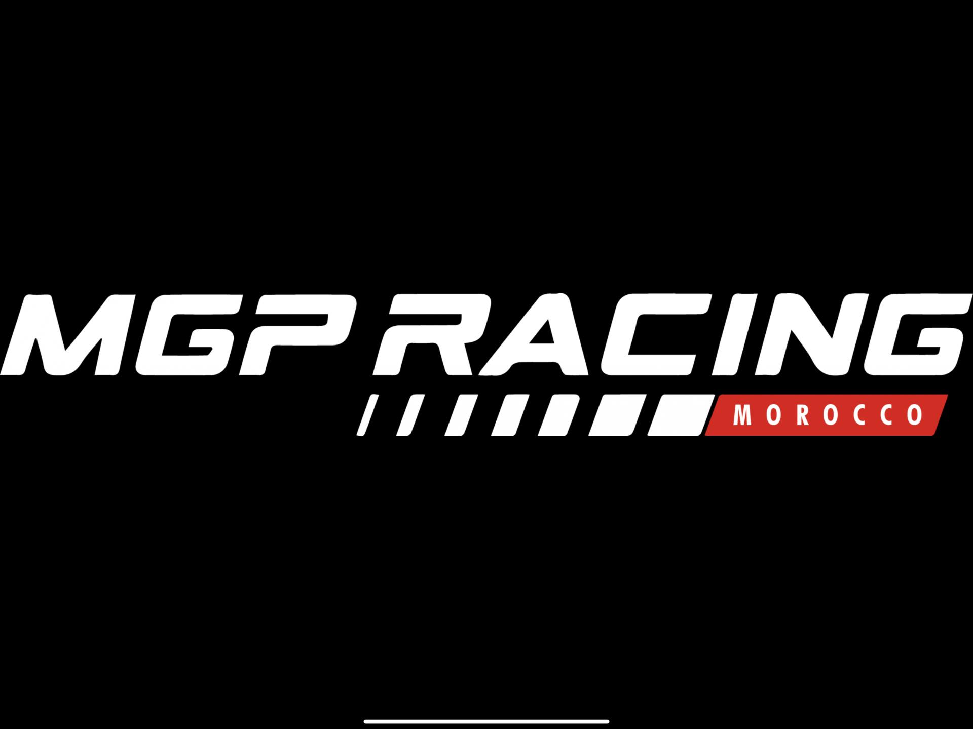 MGP RACING Morocco logo
