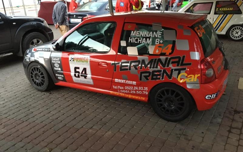 Renault Clio 2 Cup Photo N°0