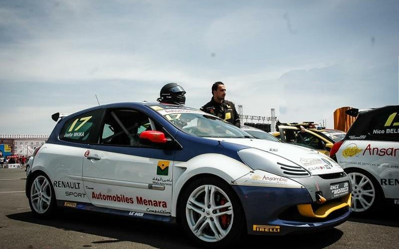 Renault Clio 3 RS Cup Photo N°0
