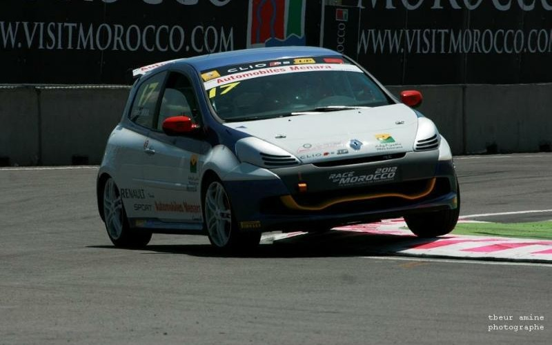 Renault Clio 3 RS Cup Photo N°1