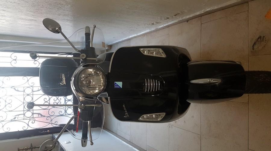 Vespa GTS 125IE Photo N°2