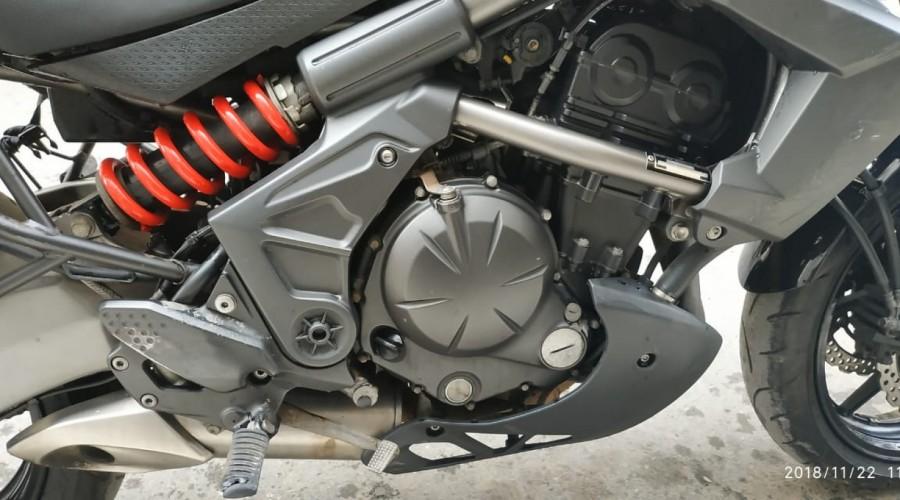 Kawasaki versys 650 Photo N°1