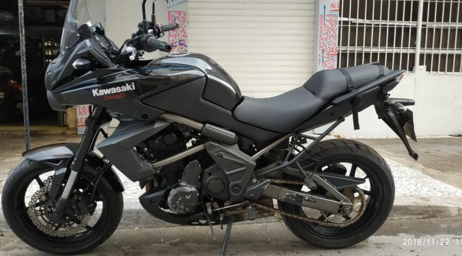 Kawasaki versys 650 Photo N°2