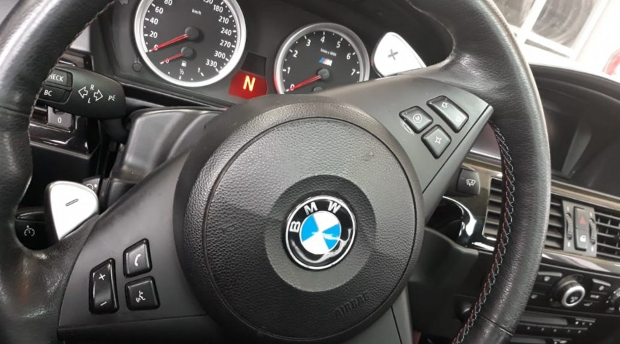 BMW M5 E60 Phase 2 Boite Automatique 507 chevaux Photo N°0