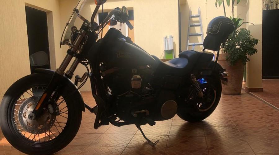 Harley Davidson STREETBOB  1650 Photo N°0