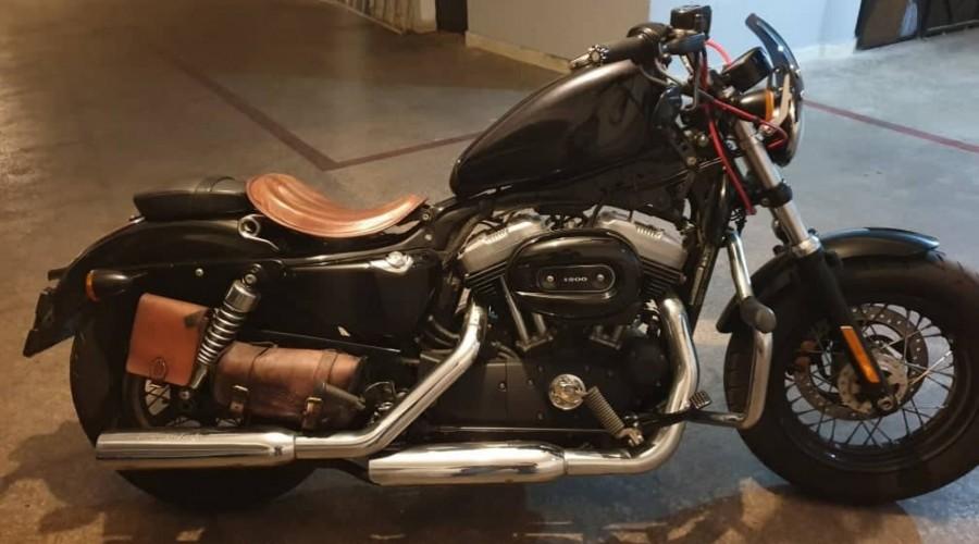 Harley-Davidson 48 Photo N°2