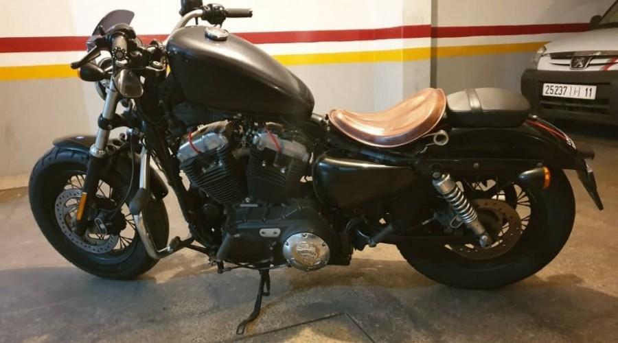 Harley-Davidson 48 Photo N°3