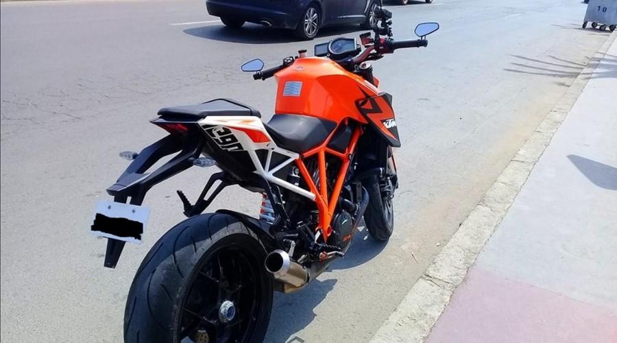 KTM Superduke 1290 R 2014 Photo N°1
