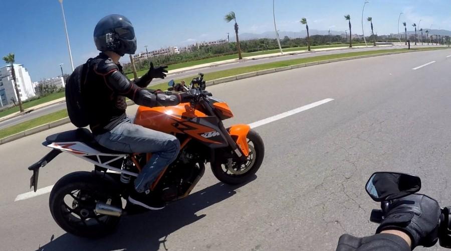 KTM Superduke 1290 R 2014 Photo N°2