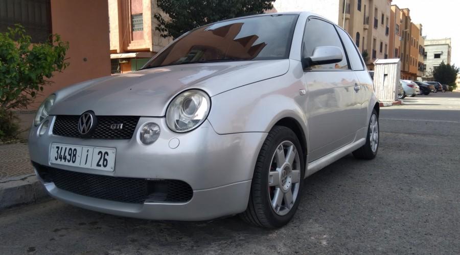 VW Lupo GTi Photo N°1