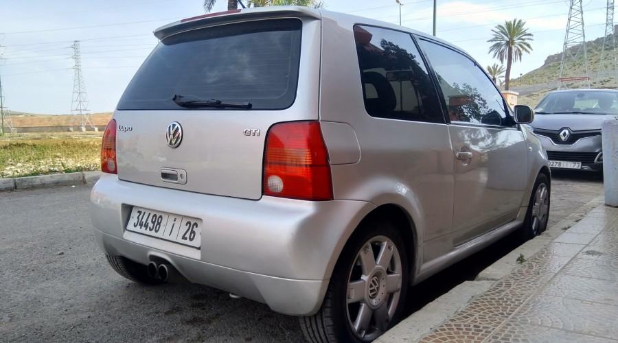 VW Lupo GTi Photo N°2