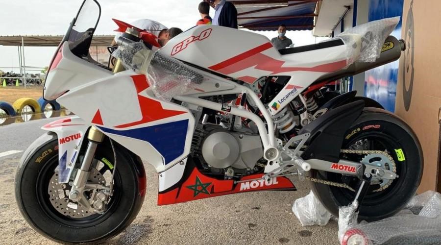 Moto de compétition Ohvale  Photo N°0