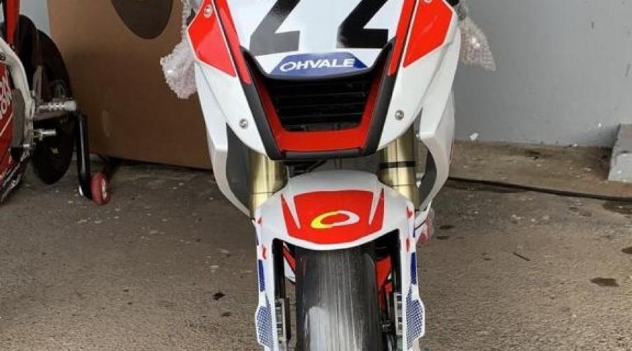 Moto de compétition Ohvale  Photo N°2