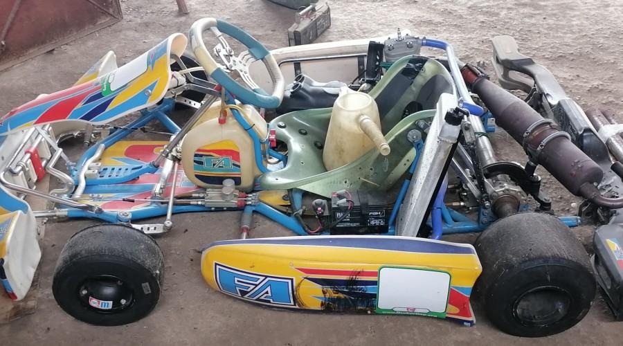 A vendre Kart FA 125 IAME Photo N°0