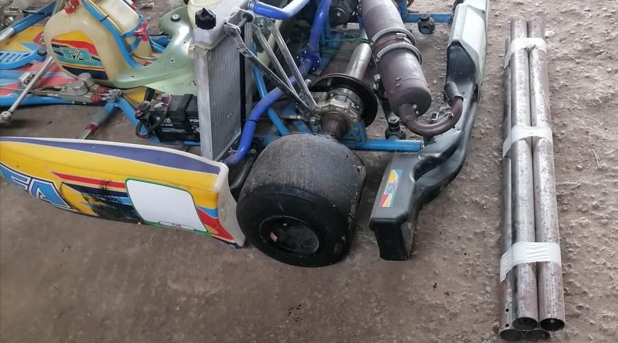 A vendre Kart FA 125 IAME Photo N°3